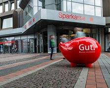 Sparkasse Geldautomat Hauptstelle Neumarkt