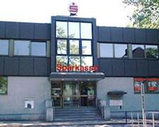 Sparkasse Geldautomat Schalke