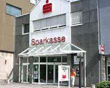 Sparkasse Geldautomat Erle