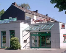 Sparkasse Geldautomat Berger Feld