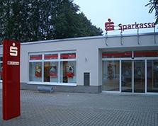 Sparkasse Geldautomat Schaffrath
