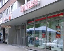 Sparkasse Geldautomat Horst