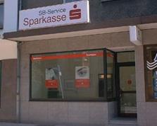 Sparkasse Geldautomat Erle-Süd SB