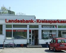 Sparkasse Geldautomat Gorheim