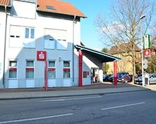 Sparkasse Filiale Bretten Melanchthonstraße