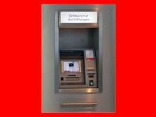 Sparkasse Geldautomat Geldautomat im Kreishaus