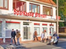 Sparkasse SB-Center Farge