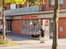 Sparkasse SB-Center Lüssum