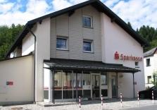 Sparkasse Geldautomat Fichtelberg