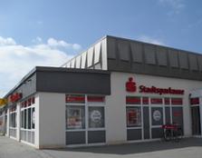 Sparkasse Geldautomat Neustädter Feld