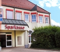 Sparkasse Geldautomat Weidenberg