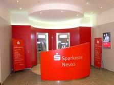 Sparkasse Geldautomat Rheinpark-Center Neuss