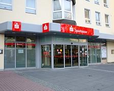 Sparkasse Geldautomat Burtscheider Markt