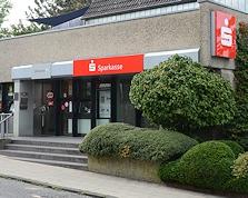 Sparkasse Geldautomat Erzbergerallee