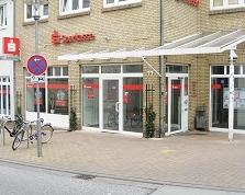 Sparkasse Geldautomat Flensburg-Hafermarkt