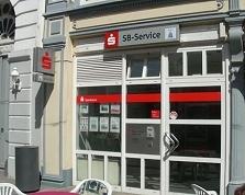 Sparkasse Geldautomat Flensburg-Große Straße