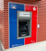 Sparkasse Geldautomat Dombühl