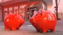 Sparkasse Geldautomat Geschäftsstelle Röhlinghausen