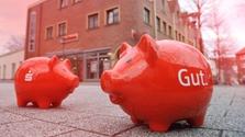 Sparkasse Geldautomat Geschäftsstelle Eickel