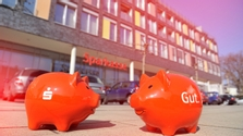 Sparkasse Geldautomat Geschäftsstelle Sodingen