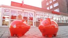 Sparkasse Geldautomat Geschäftsstelle Holthausen