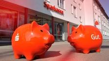 Sparkasse Geldautomat Geschäftsstelle Horsthausen