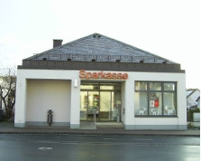 Sparkasse Geldautomat Oberthulba