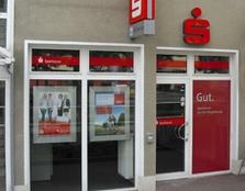 Sparkasse Geldautomat Brückfeld