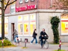 Sparkasse SB-Center Kornstraße