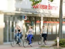 Die Sparkasse Bremen - SB-Filiale Findorff (Hemmstraße