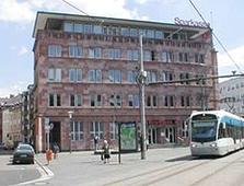 Sparkasse Geldautomat Rathausplatz