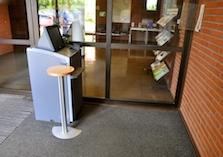 Sparkasse Geldautomat Kreishaus