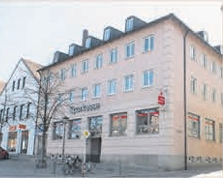 Sparkasse Filiale Burglengenfeld