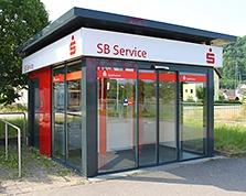 Sparkasse Geldautomat Höllstein