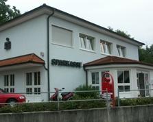 Sparkasse Geldautomat Sassanfahrt