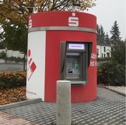 Sparkasse Geldautomat SB Filiale Hillesheim