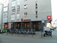 Sparkasse Geldautomat Oststadt