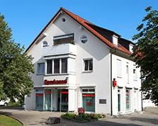 Sparkasse Geldautomat Straßberg