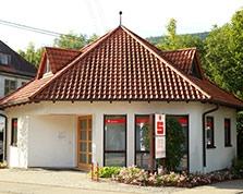 Sparkasse Geldautomat Ratshausen