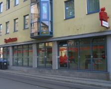 Sparkasse Geldautomat Leibnizstraße
