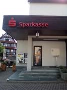 Sparkasse Geldautomat Waldprechtsweier