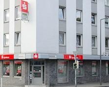 Sparkasse Geldautomat Zeppelinstraße