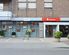 Sparkasse Geldautomat Brand - Niederforstbacher Straße