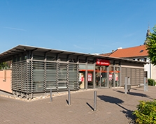 Sparkasse Geldautomat Meisenheim