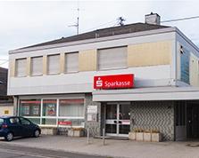 Sparkasse Geldautomat Rüdesheim