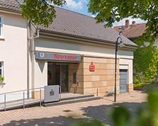 Sparkasse Geldautomat Wallhausen
