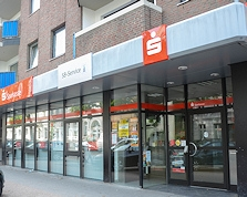 Sparkasse Geldautomat Lütticher Straße