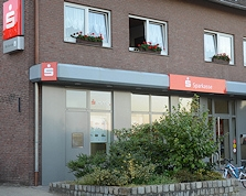 Sparkasse Geldautomat Merowingerstraße