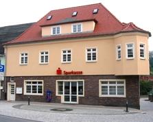 Sparkasse Geldautomat Münchenbernsdorf