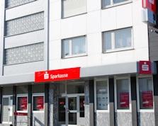 Sparkasse Geldautomat Hoengen